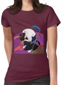 Shinji Neon genesis evangelion Womens Fitted T-Shirt