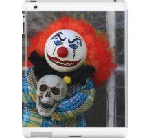 Halloween Killer Clown Doll iPad Case/Skin