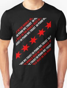 Best In The World In Punk We Trust Unisex T-Shirt