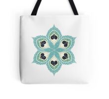 Black Hearts Tote Bag