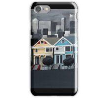 San Francisco - Painted Ladies iPhone Case/Skin