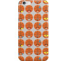 Emoji Building - Basketball iPhone Case/Skin