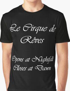 The Night Circus Graphic T-Shirt
