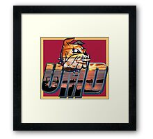 UMD New Generation Framed Print