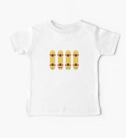 Emoji Building - Skateboards Kids Clothes