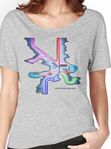 Adelaide Rail System Women's Relaxed Fit T-Shirt