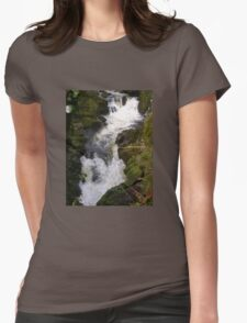Lydia Falls, South Brent Womens Fitted T-Shirt