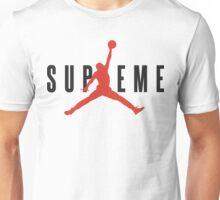 Supreme x Jordan Collab Unisex T-Shirt