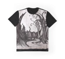 Mountain Path Graphic T-Shirt