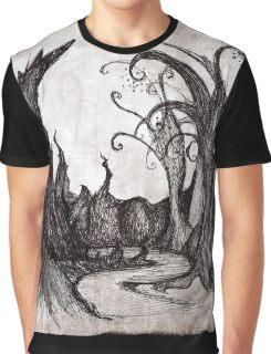 Mountain Path Graphic T-Shirt