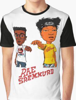 Rae Sremmurd - Cartoon Graphic T-Shirt