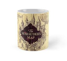 The Marauders Map Mug