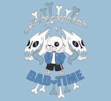 Bad Time Baby Tee