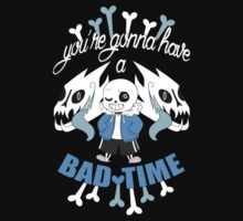 Bad Time Kids Tee
