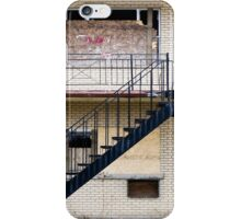 Abandoned motel 1 iPhone Case/Skin