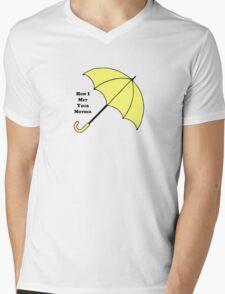 How I Met Your Mother- Yellow Umbrella Mens V-Neck T-Shirt
