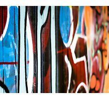 graffiti 3 Photographic Print