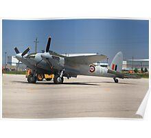 De Havilland DH.98 Mosquito Poster