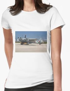 De Havilland DH.98 Mosquito Womens Fitted T-Shirt