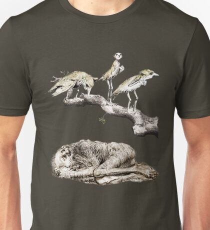 Fantasy Avians from Faeries Unisex T-Shirt