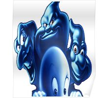casper  group cartoon 2 Poster