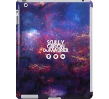 Scully, Gibson, Du Maurier iPad Case/Skin