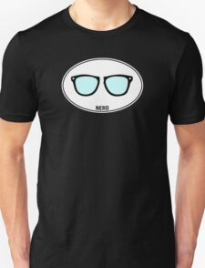 NERD - Euro Sticker T-Shirt