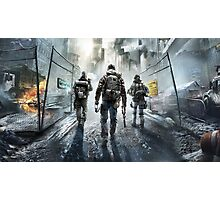 the division poster Photographic Print