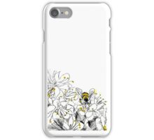 Foraging Bee iPhone Case/Skin