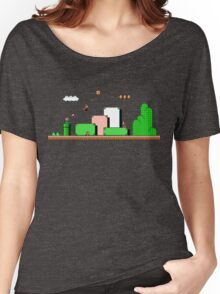 Super Mario Bros 3 Women's Relaxed Fit T-Shirt