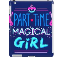 Kingdom Heart Part Time Magical Girl iPad Case/Skin