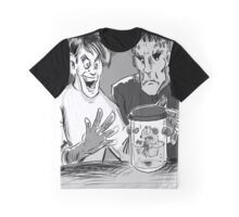 Dead Hamster in a Frankenstein movie Graphic T-Shirt