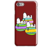 Snoopy Easter  iPhone Case/Skin