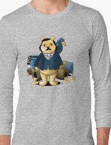 Edgar Allan Pooh Long Sleeve T-Shirt