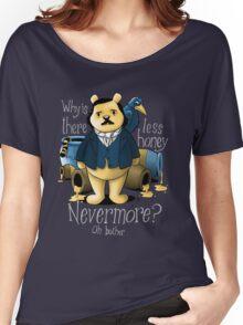 Edgar Allan Pooh Women's Relaxed Fit T-Shirt