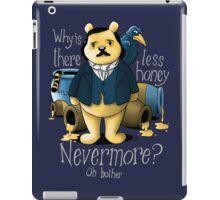 Edgar Allan Pooh iPad Case/Skin