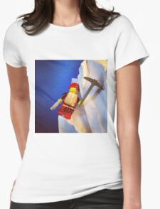 Lego Ice Climber Womens Fitted T-Shirt