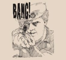 Bang!-Second Shot  by Seth  Weaver