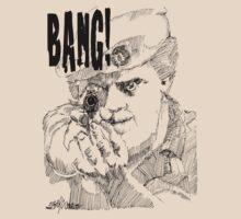 Bang!-Second Shot  by Seth  Weaver
