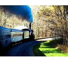 The Locomotive  Photographic Print