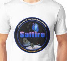 Spacecraft Fire Experiment (SAFFIRE) 1 Logo Unisex T-Shirt