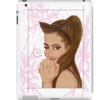 Miau iPad Case/Skin