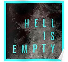 hell is empty Poster