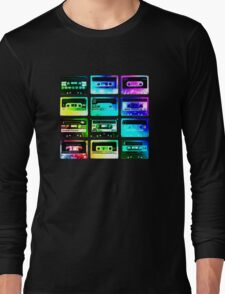 Cassettes Long Sleeve T-Shirt