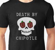 Death by Chipotle Unisex T-Shirt