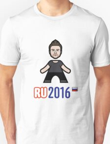 Russia 2016 Unisex T-Shirt