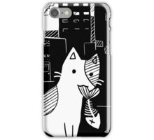 Fishbone iPhone Case/Skin