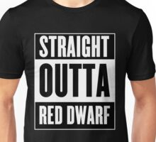 Straight Outta Red Dwarf Unisex T-Shirt