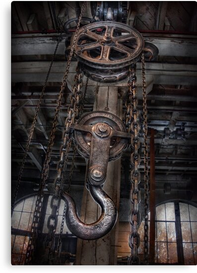 Steampunk - Industrial Strength by Mike  Savad