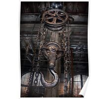 Steampunk - Industrial Strength Poster